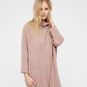 NWOT Free People Cocoon Pullover XS